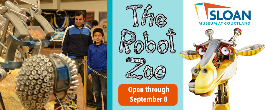 The Robot Zoo