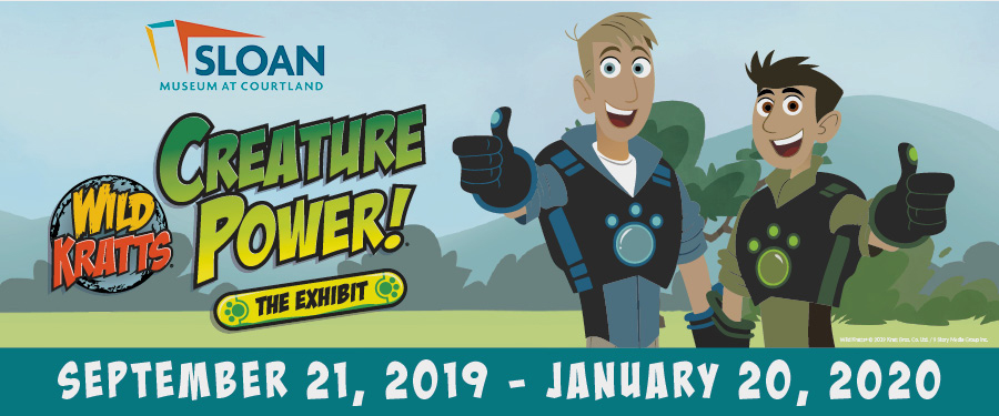 Wild Kratts®: Creature Power®!